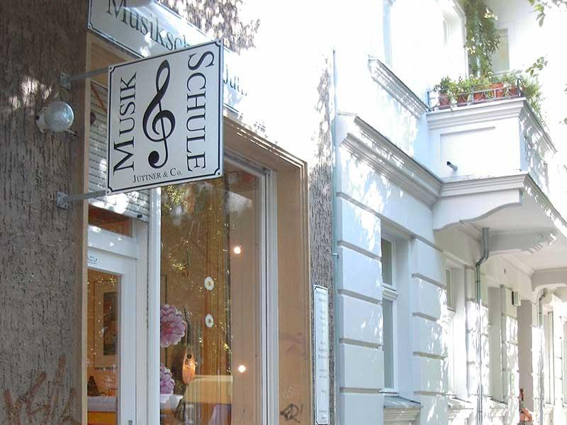 Musikschule Jüttner & Co. Schule Prenzlauer Berg Gethsemanestraße 3, 10437 Berlin